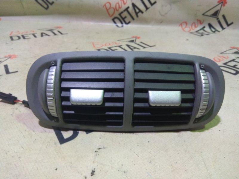 Вентиляционная решетка Porsche Cayenne 957 M55.01 2009 задняя верхняя