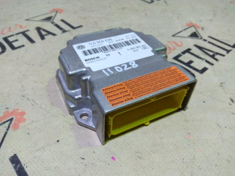 Блок управления airbag Porsche Cayenne 957 M55.01 2009