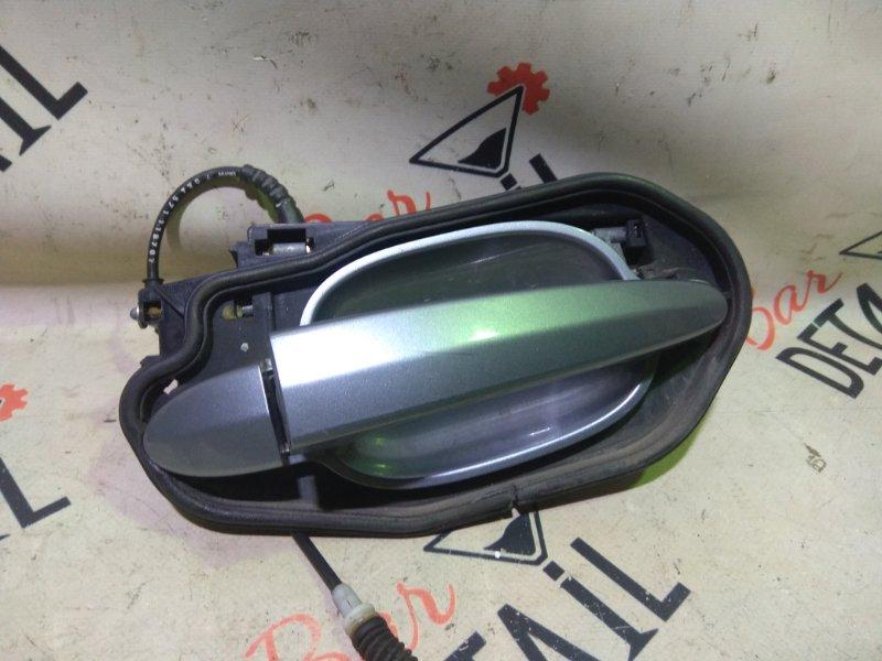 Ручка двери внешняя Bmw 5 Серия E61 N52B25 2007 задняя правая