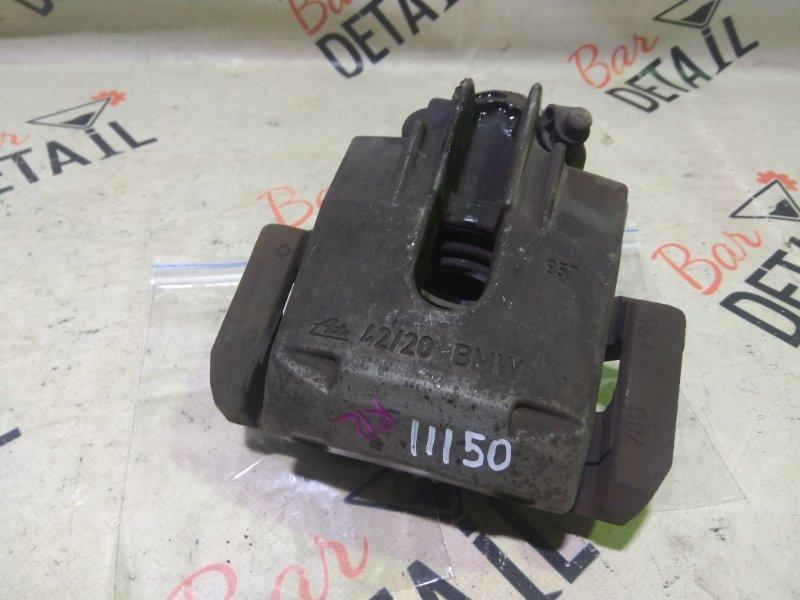 Суппорт тормозной Bmw 5 Серия E61 N52B25 2007 задний правый