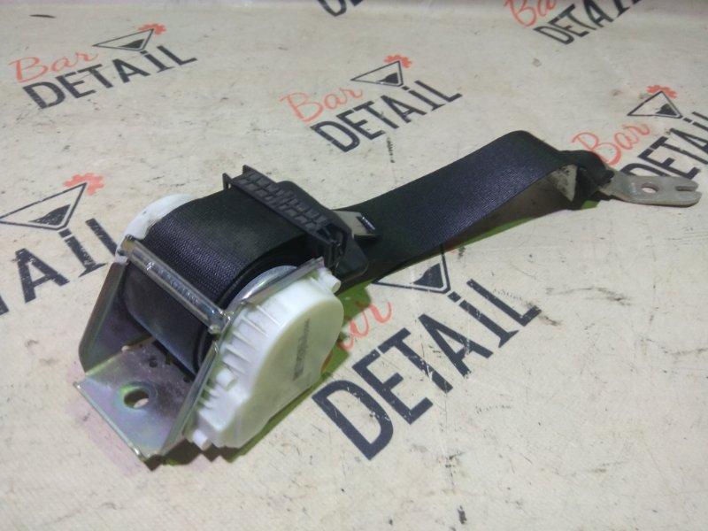 Ремень безопасности Bmw 5 Серия E61 N52B25 2007 задний