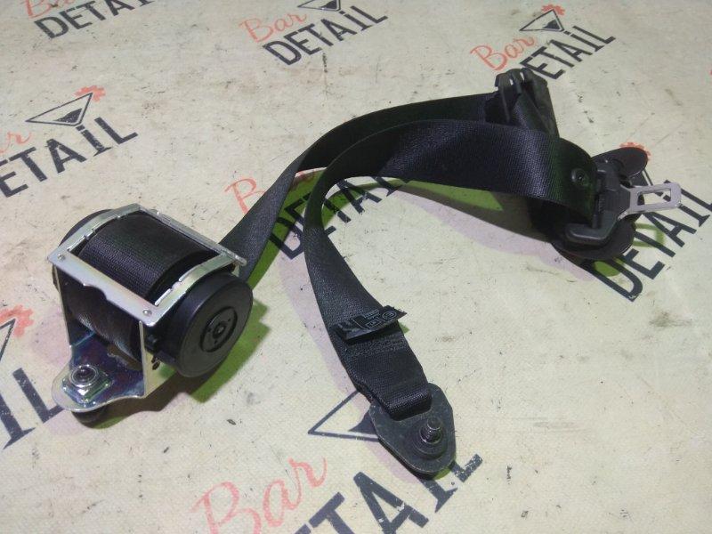 Ремень безопасности Bmw 5 Серия E61 N52B25 2007 передний левый