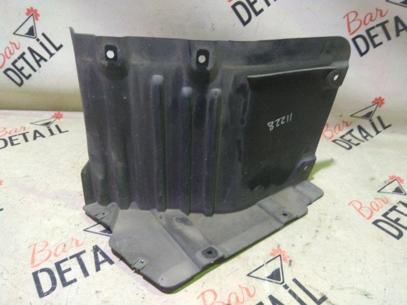 Подкрылок Bmw 5 Серия E61 N52B25 2007 передний правый