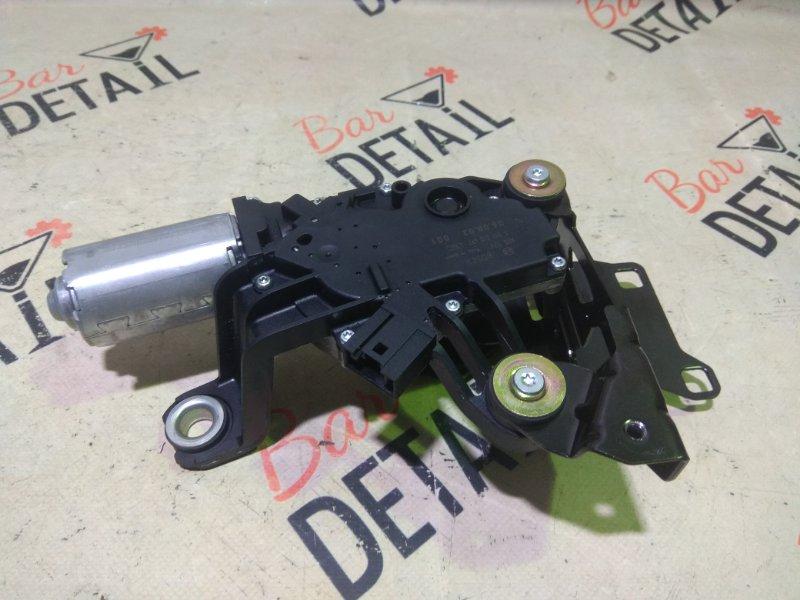 Мотор стеклоочистителя Bmw 5 Серия E61 N52B25 2007 задний