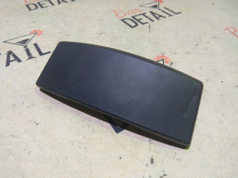 Накладка центральной консоли Bmw 5 Серия E61 N52B25 2007 задняя