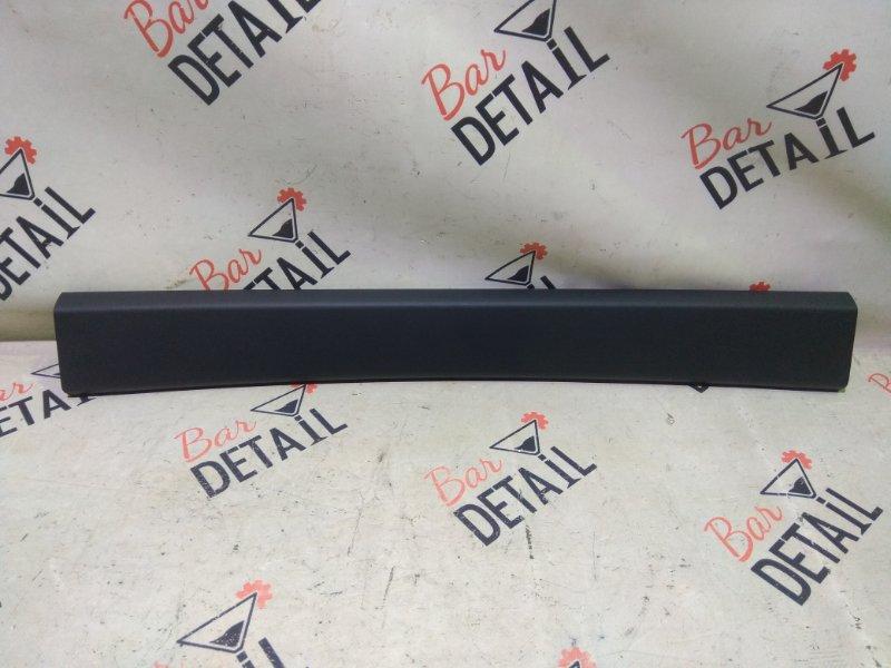 Обшивка багажника Bmw 5 Серия E61 N52B25 2007 верхняя