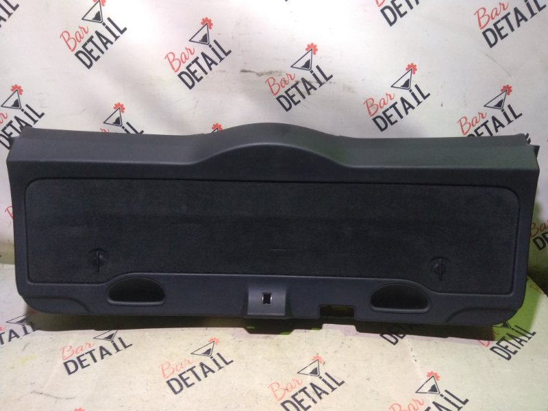 Обшивка крышки багажника Bmw 5 Серия E61 N52B25 2007 задняя