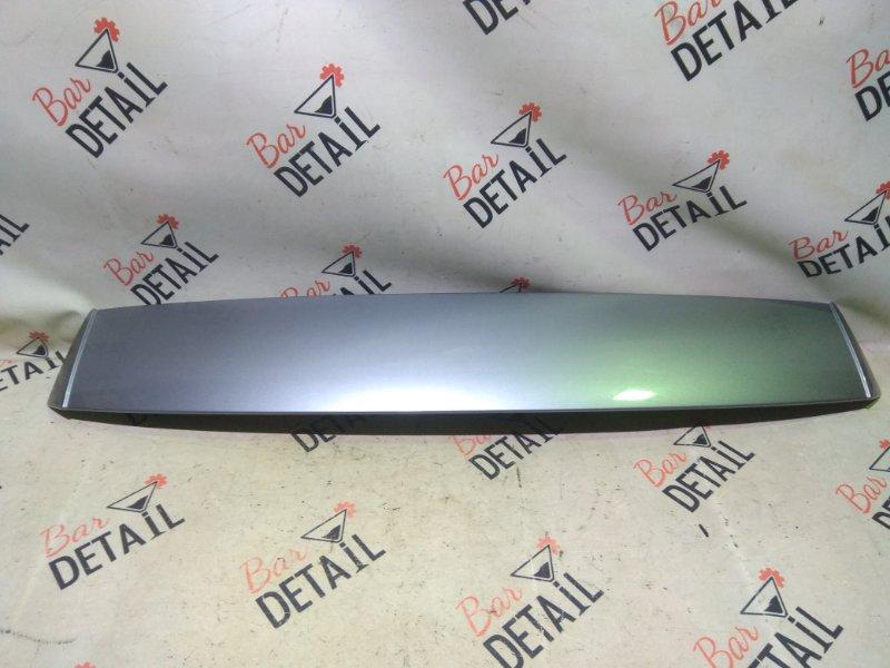 Спойлер крышки багажника Bmw 5 Серия E61 N52B25 2007 задний