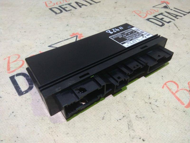Блок управления кузовной модуль Bmw 5 Серия E61 N52B25 2007