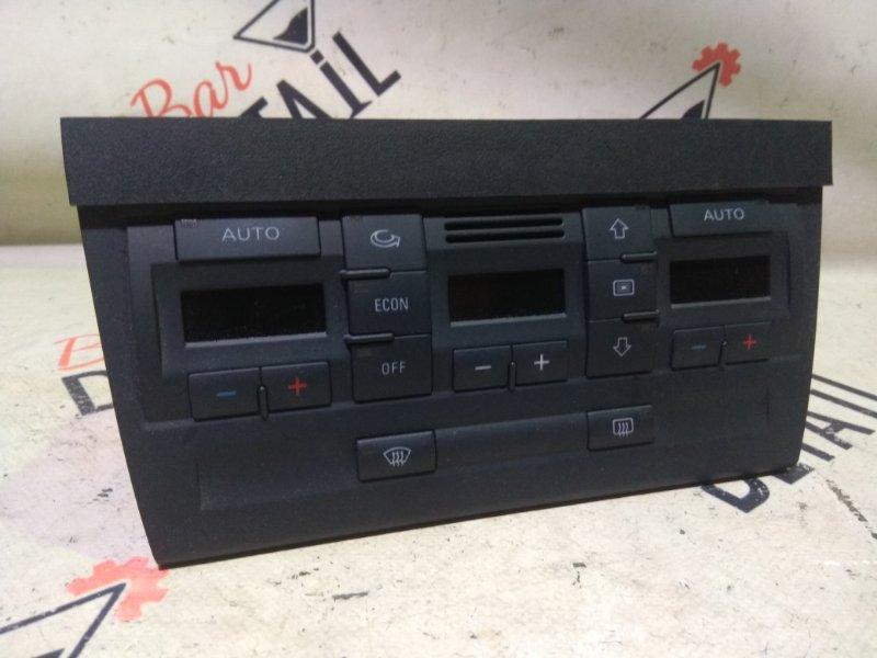 Блок управления климат-контролем Audi A4 8ED BWE 2 2006