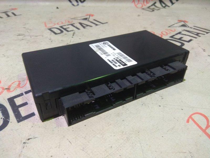 Блок управления комфорта Bmw 5 Серия E61 N52B25 2007