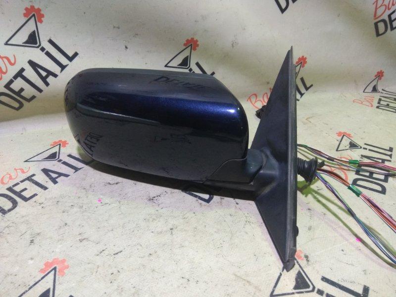 Зеркало заднего вида Bmw 5 Серия E39 M54B30 2001 правое