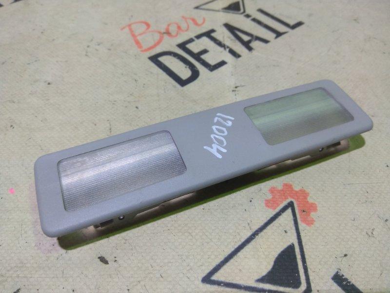 Плафон подсветки зеркала Bmw 5 Серия E39 M54B30 2001 передний