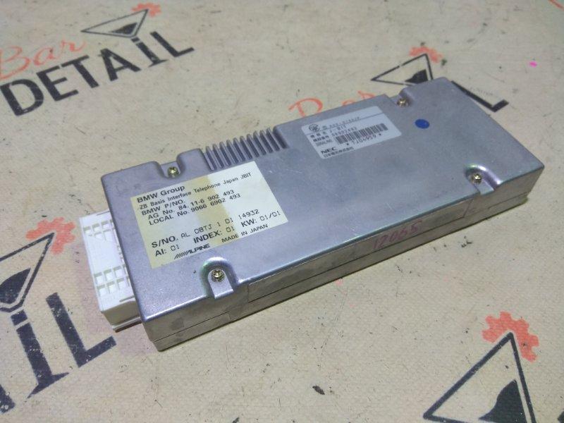 Блок управления Bmw 5 Серия E39 M54B30 2001