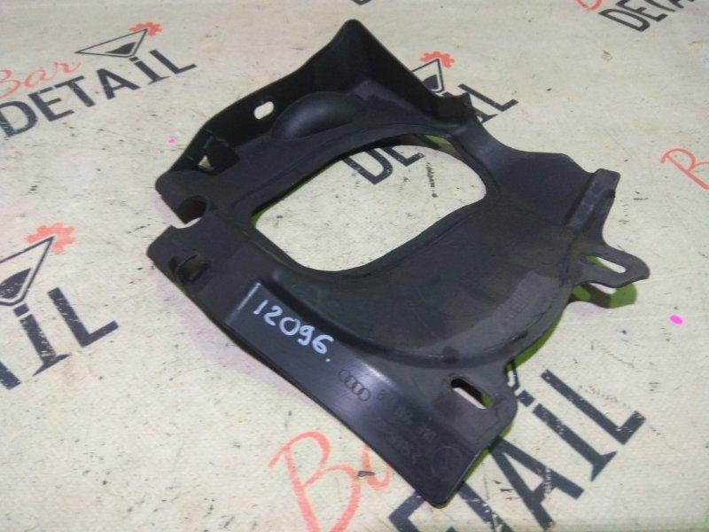 Пыльник двигателя Audi A4 8ED BWE 2 2006 правый