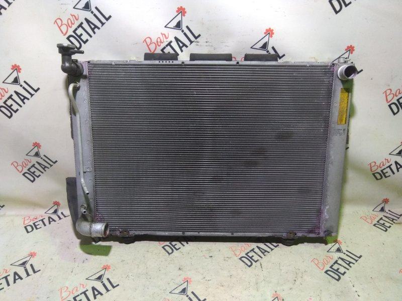 Радиатор основной Lexus Rx330 MCU38L-AWAGKA 3MZFE 2003 передний