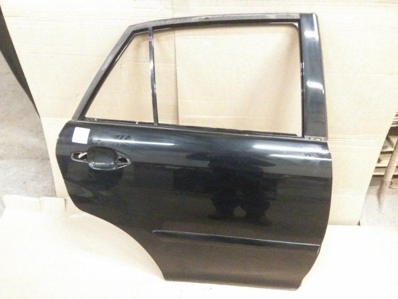 Дверь Lexus Rx330 MCU38L-AWAGKA 3MZFE 2003 задняя правая
