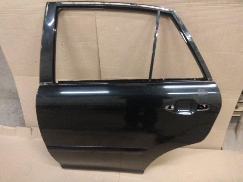Дверь Lexus Rx330 MCU38L-AWAGKA 3MZFE 2003 задняя левая