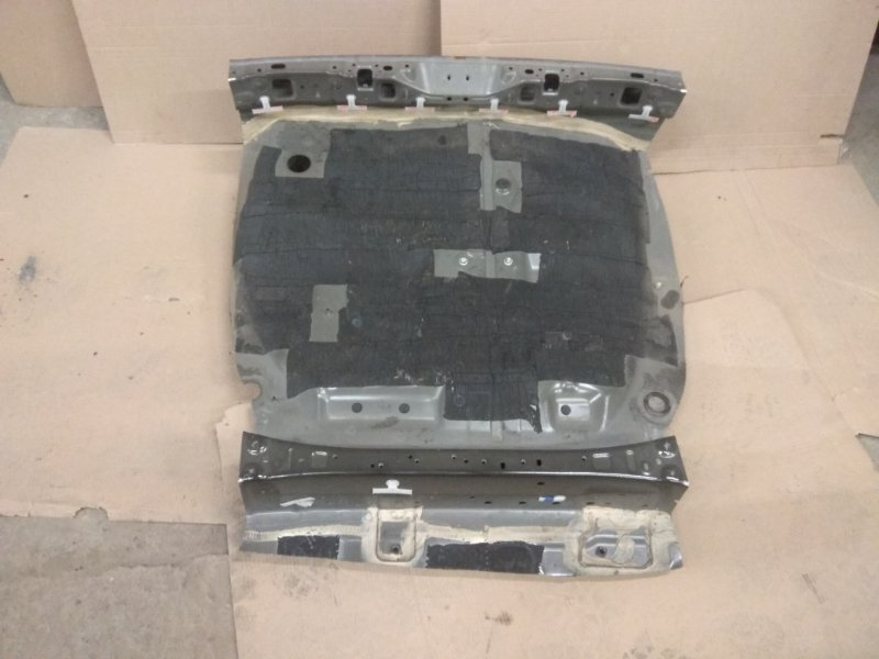 Ванна в багажник тазик Lexus Rx330 MCU38L-AWAGKA 3MZFE 2003 задняя