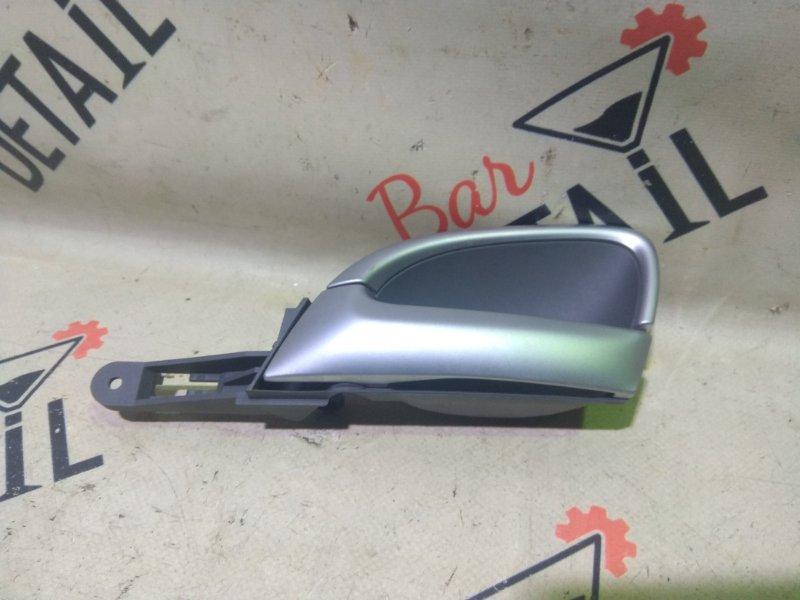 Ручка двери внутренняя Porsche Cayenne 957 M55.01 2009 задняя левая