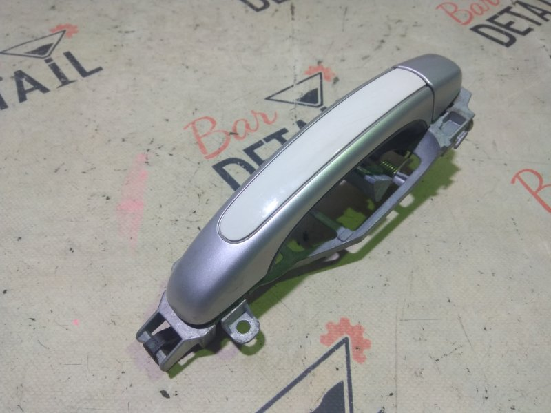 Ручка двери внешняя Porsche Cayenne 957 M55.01 2009 задняя левая