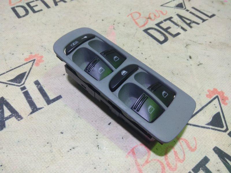 Блок управления стеклоподъемниками Porsche Cayenne 957 M55.01 2009 передний