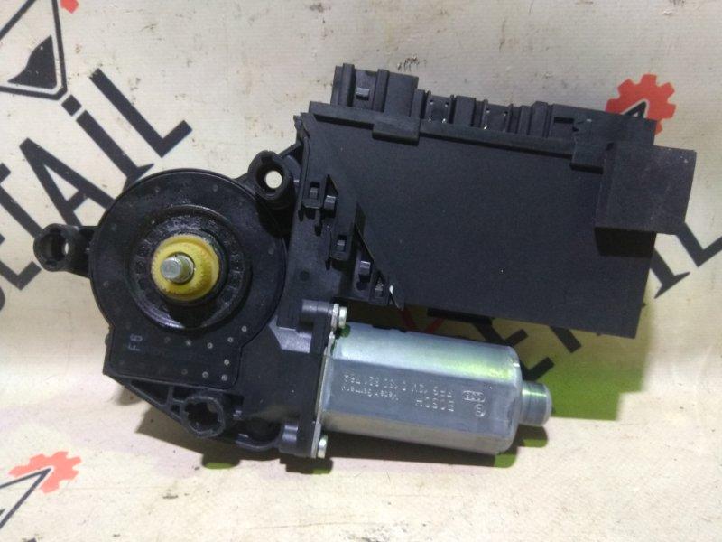 Моторчик стеклоподъёмника Porsche Cayenne 957 M55.01 2009 задний правый