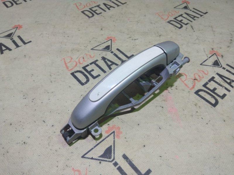 Ручка двери внешняя Porsche Cayenne 957 M55.01 2009 задняя правая