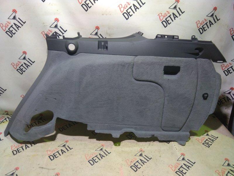 Обшивка багажника Porsche Cayenne 957 M55.01 2009 задняя правая