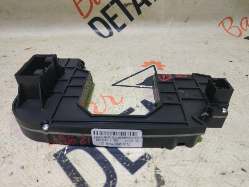 Блок управления Porsche Cayenne 957 M55.01 2009