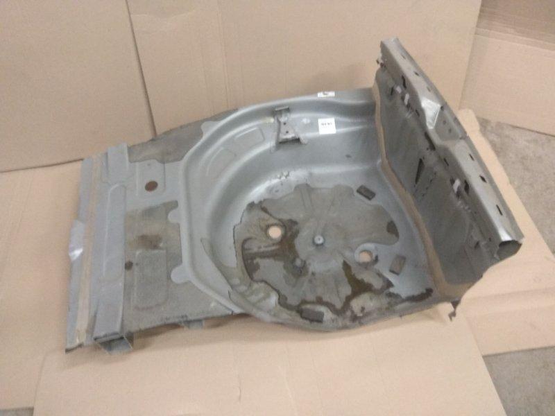 Ванна в багажник тазик Toyota Avensis AZT251 2AZFSE 2007 задняя нижняя