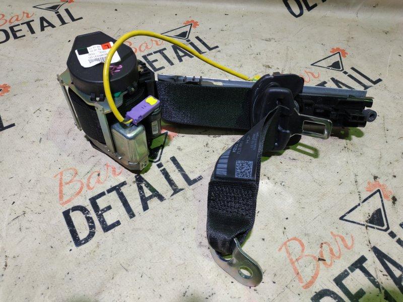 Ремень безопасности Porsche Cayenne 957 M55.01 2009 задний левый