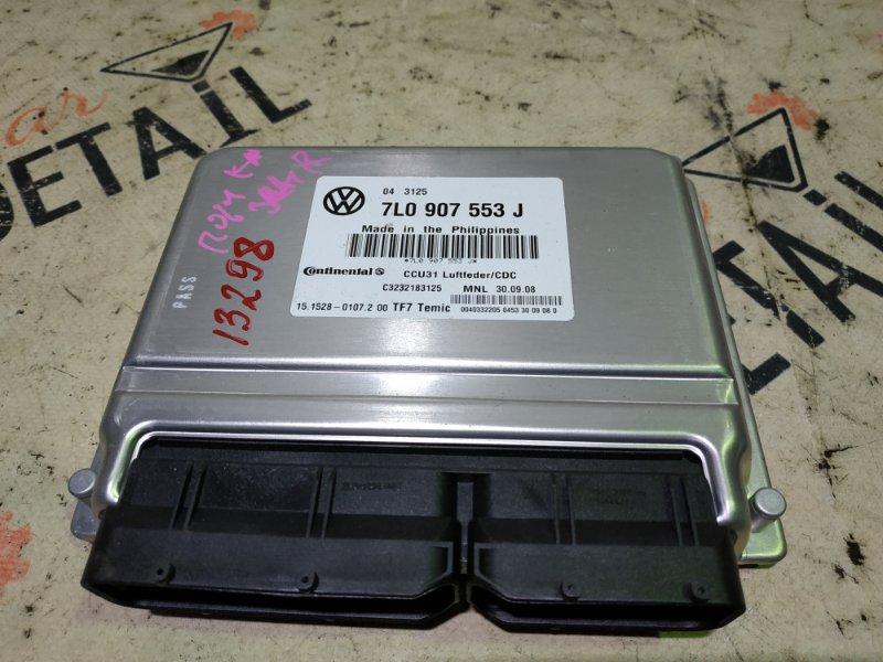 Блок управления подвеской Porsche Cayenne 957 M55.01 2009