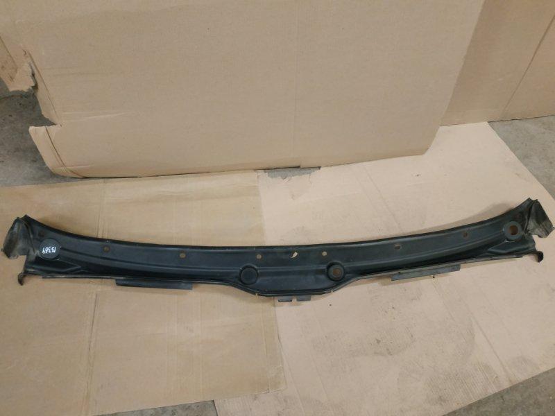 Решетка под дворники (жабо) Bmw X5 E53 M54B30 2002 передняя
