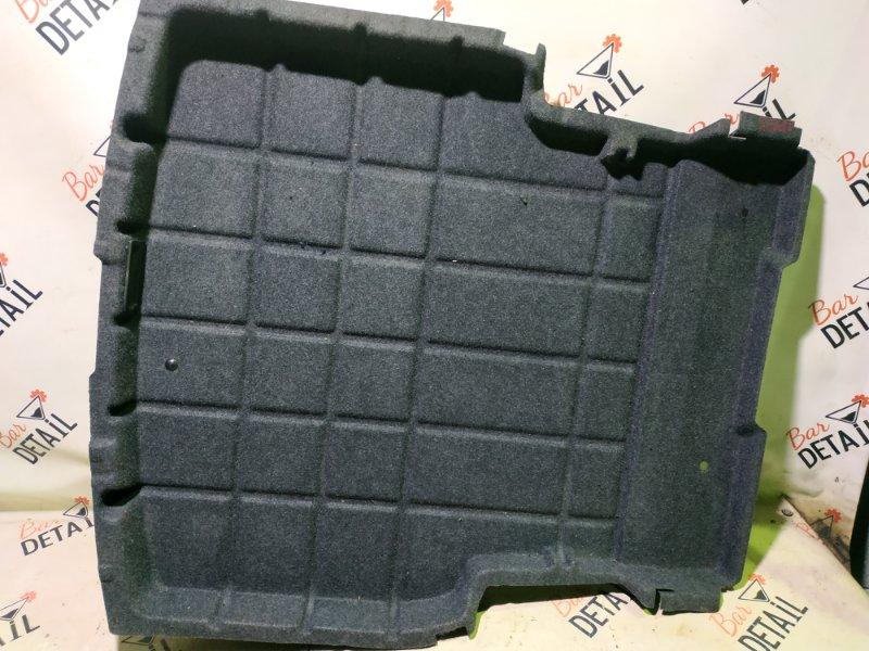 Пол багажника Bmw 5 Серия E61 N52B25 2007 задний нижний
