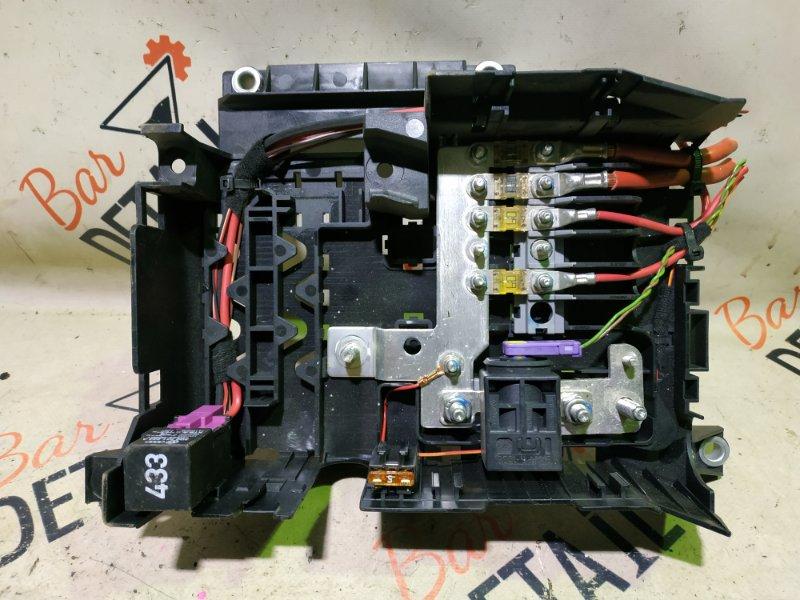 Блок предохранителей Volkswagen Touareg 7L6 BHK 2008