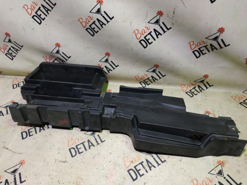 Обшивка багажника Bmw 5 Серия E61 N52B25 2007 задняя левая