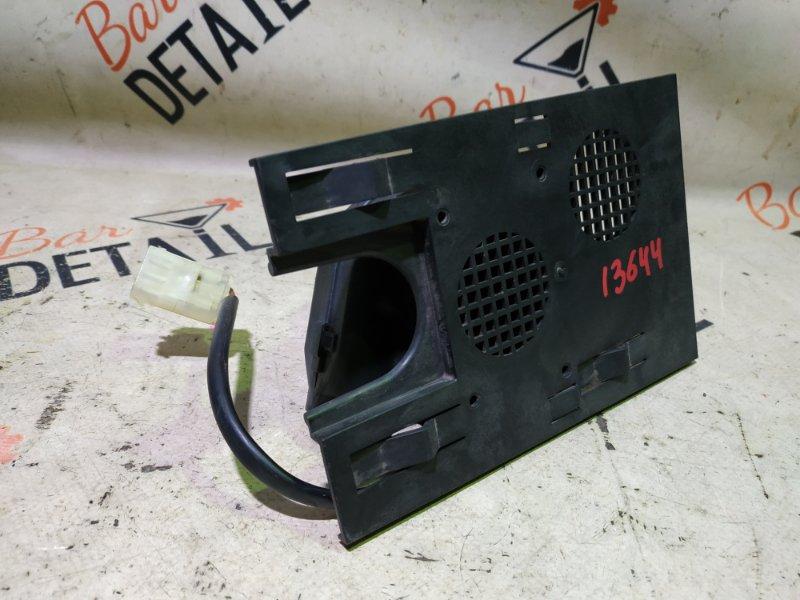 Кулер отсека эбу Bmw X5 E53 M54B30 2002 передний