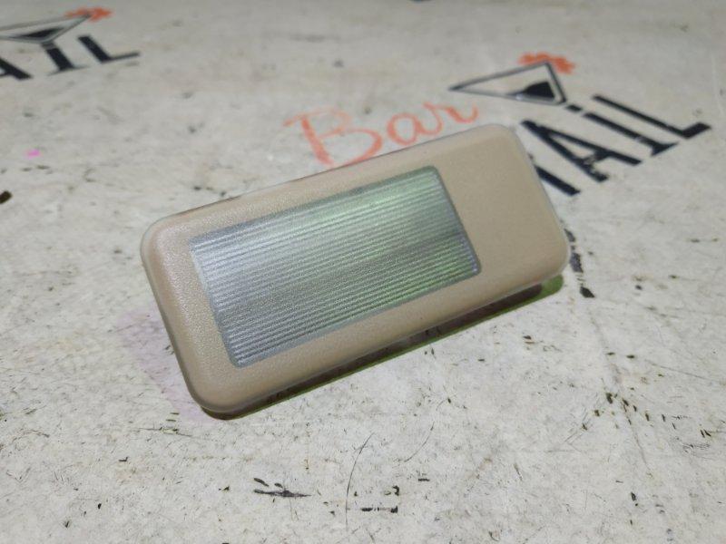 Плафон подсветки зеркала Bmw X5 E53 M54B30 2002 передний левый