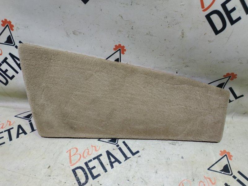 Накладка центральной консоли Bmw X5 E53 M54B30 2002 задняя правая