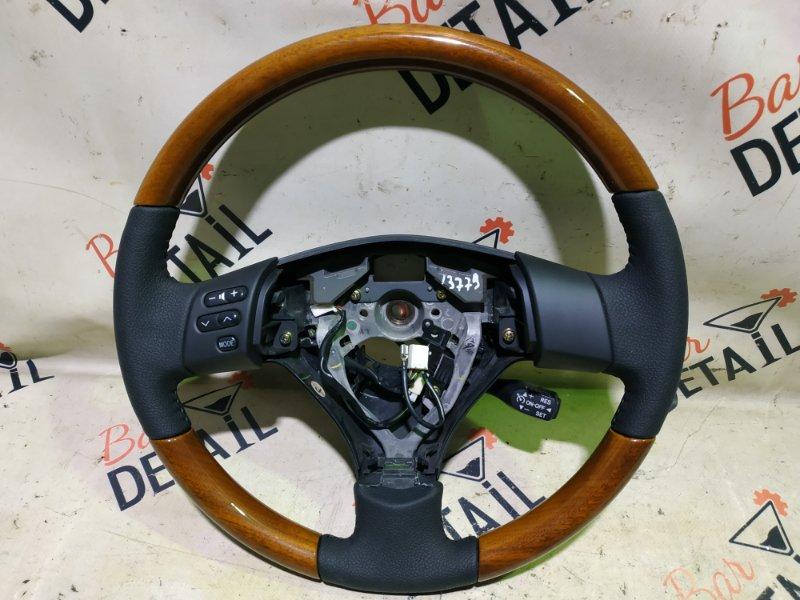 Руль Lexus Rx330 MCU38L-AWAGKA 3MZFE 2003