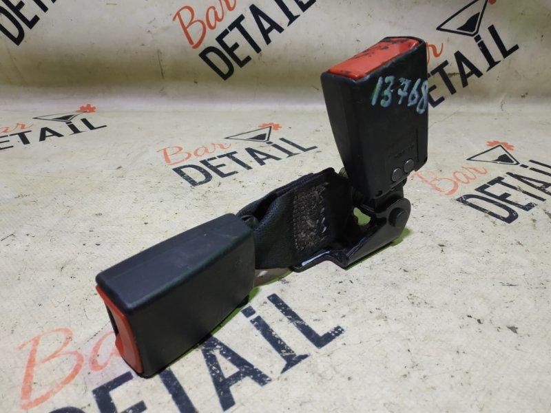 Замок ремня безопасности Bmw X5 E53 M54B30 2002 задний правый