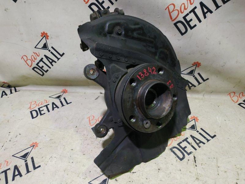 Кулак поворотный Bmw X5 E53 M54B30 2002 передний правый