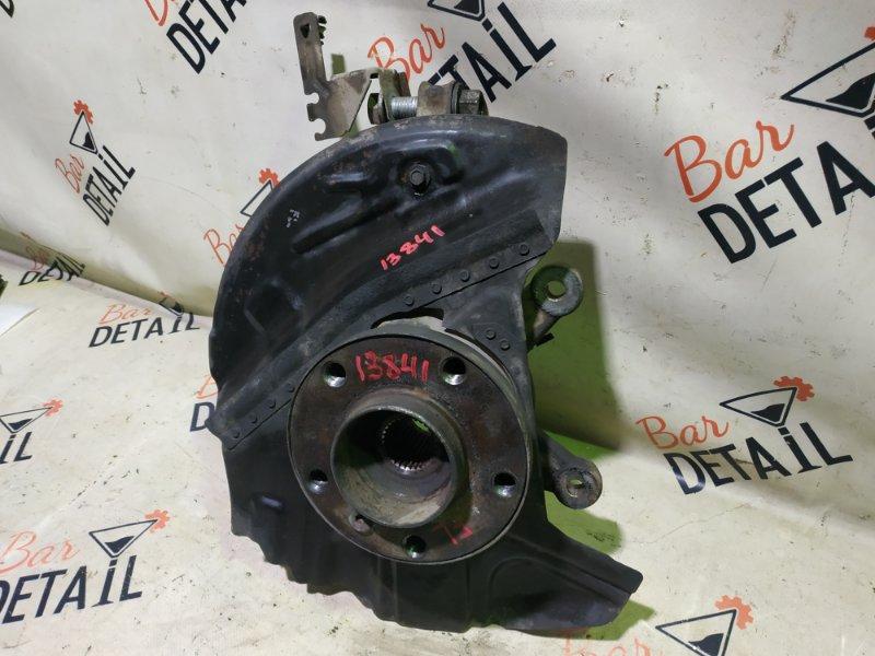 Кулак поворотный Bmw X5 E53 M54B30 2002 передний левый