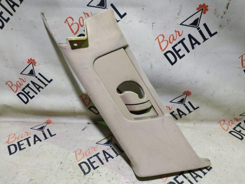 Накладка стойки кузова Bmw X5 E53 M54B30 2002 задняя правая верхняя