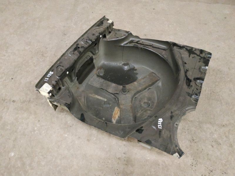 Ванна в багажник тазик Audi A4 8ED BWE 2 2006 задняя
