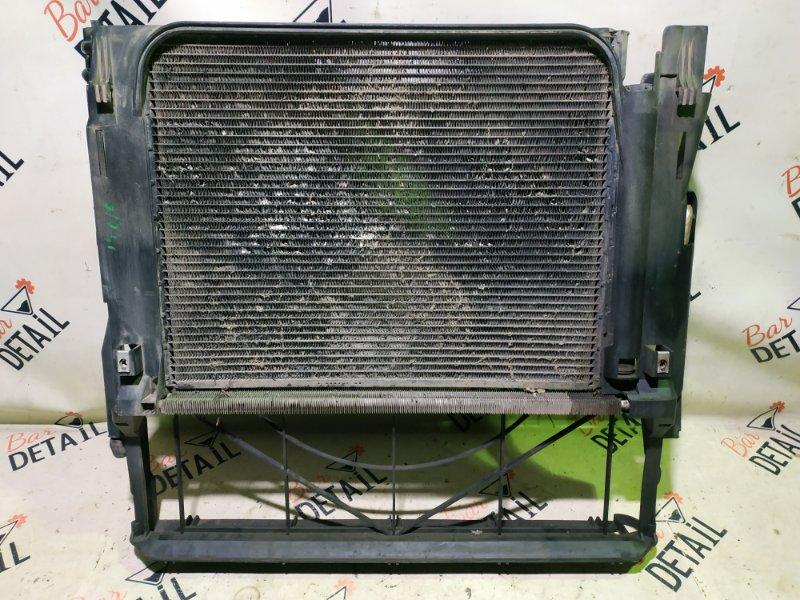 Кассета радиаторов Bmw X5 E53 M54B30 2002