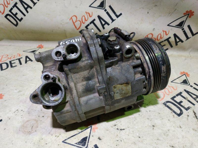 Компрессор кондиционера Bmw X5 E53 M54B30 2002