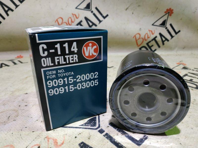 Фильтр масляный Toyota 1UZ