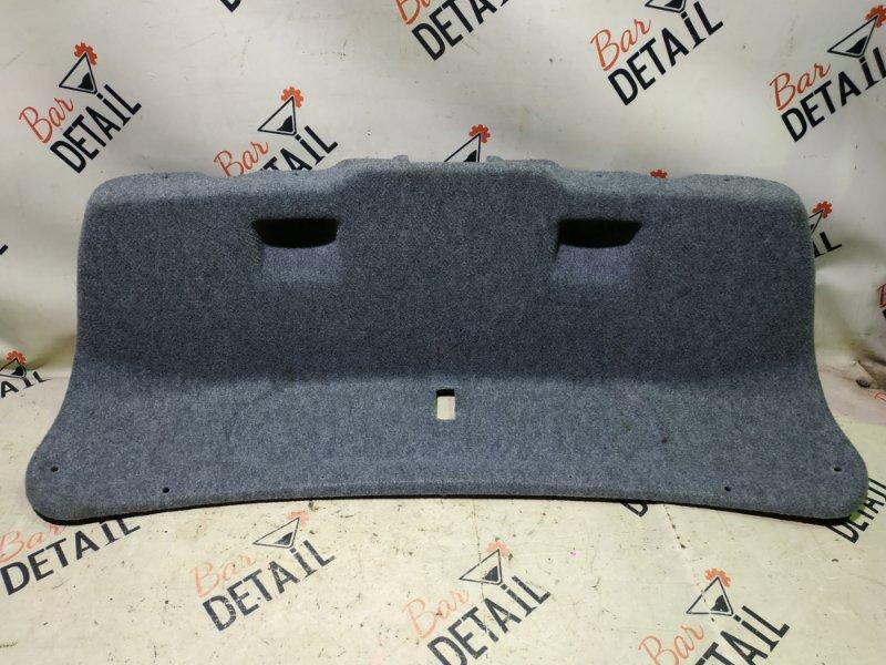 Обшивка крышки багажника Bmw 3 Серия E46 N42 2003 задняя верхняя